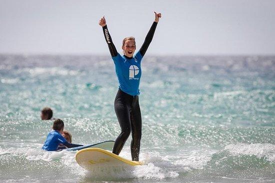 Protesta Scuola di Surf
