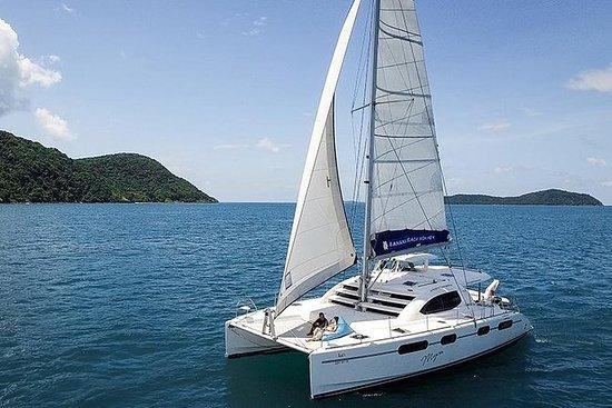 MYRA - Private catamaran to Racha Yai...