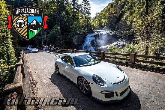 Appalachian Driving guided Porsche...