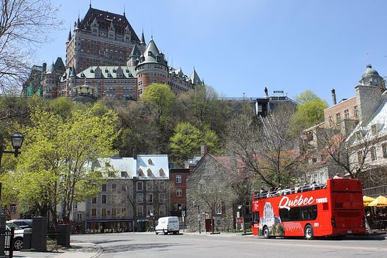 Tour di Quebec City Express