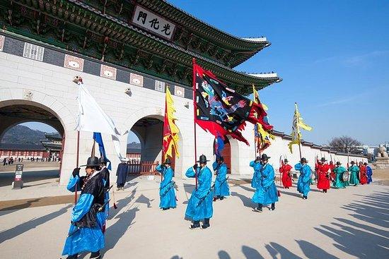 Tour di 15 giorni della Corea del Sud