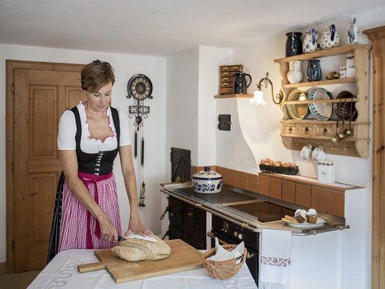 Ehenbichl, ออสเตรีย: Ihre Gastgeberin Annelies