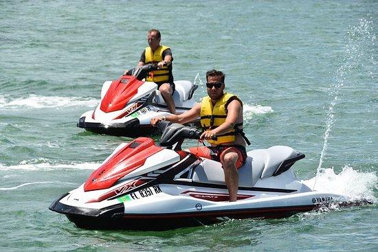 Jet Ski Ride from Miami Esportes...