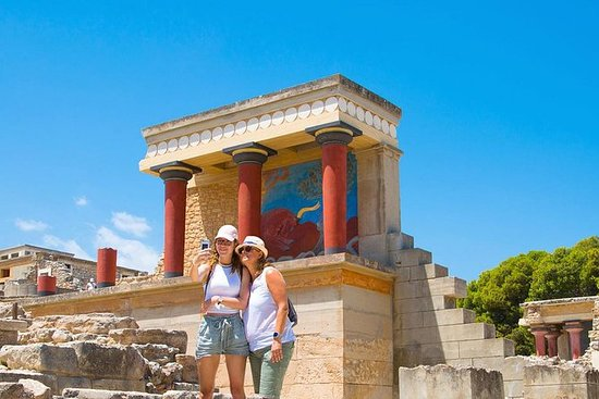 Knossos: billet coupe-file et visite...