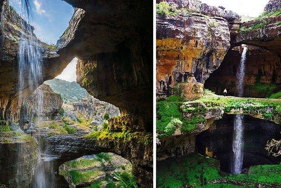 Baatara foss og Batroun tur