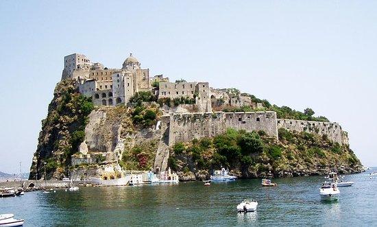 Excursion en bateau à Ischia