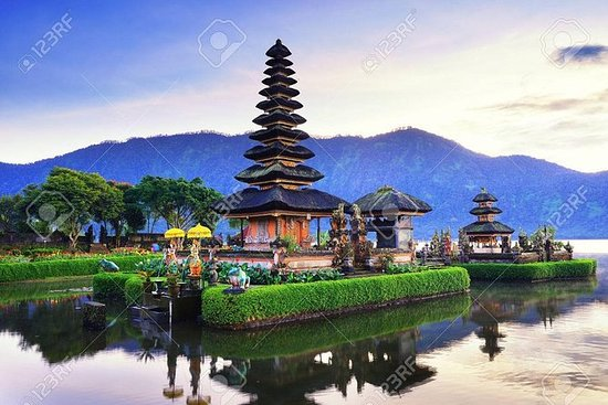 4 jours privés Multi Tours-Tanah Lot...
