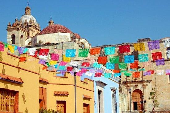 Oaxaca & Chiapas - 6 dagstur