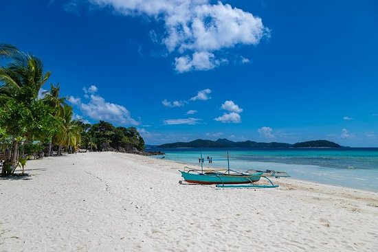 Visite de Coron Island (partagée...