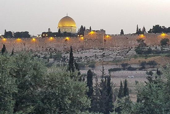 La città vecchia di Gerusalemme