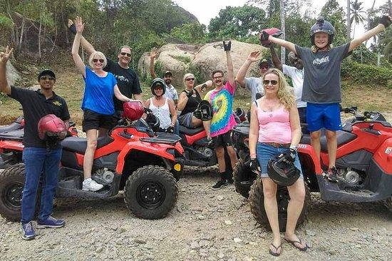 ATV Elephant Rock Tour