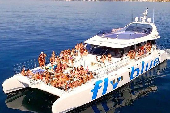 Fly Blue - Gran Catamaran