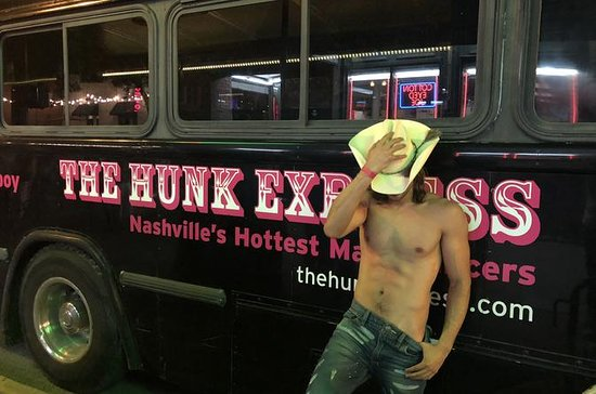 Ride on The Hunk Express