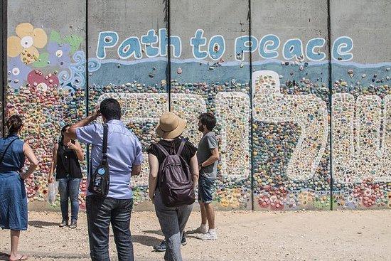 Desde Jerusalén: Gira por la realidad...