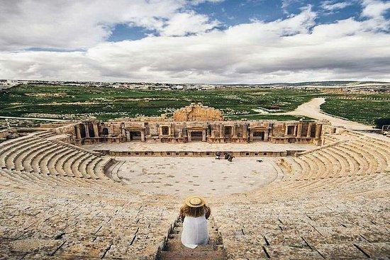 Petra og Wadi Rum Group Tour