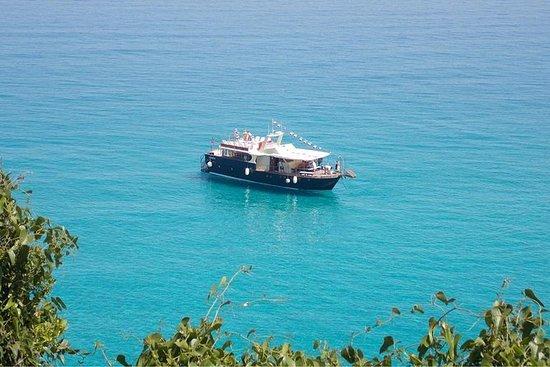 Costa a costa Tropea - Capo Vaticano