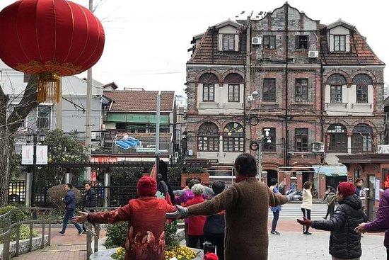 En hel dagstur i Shanghais vestlige...
