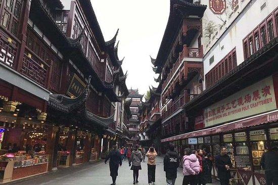 En hel dags privat Shanghai-tur med...