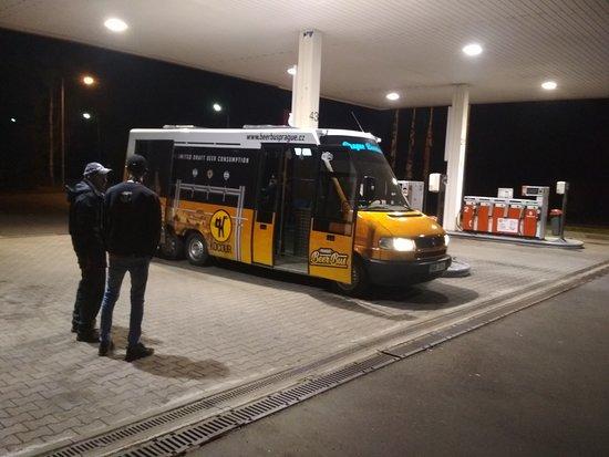 Beer Bus Prague