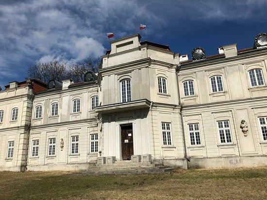 Pałace of Łosiow