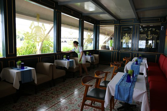 The Kuta Beach Heritage Hotel Bali - Managed by Accor: one of many dining  rooms