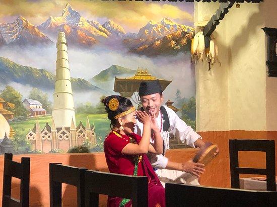 Romantischer Dating-Ort in Kathmandu