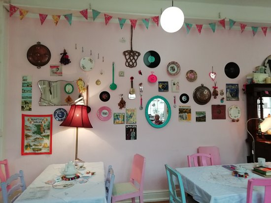 Picture Of The White Swan Tea Room
