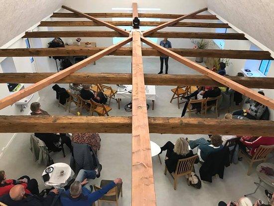 Langeskov, เดนมาร์ก: Foredrag