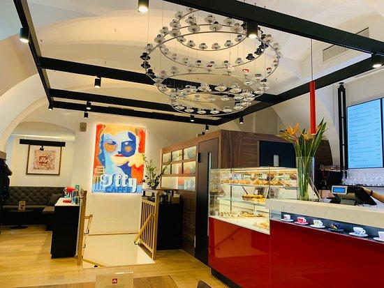 Illy Caffe Vienna Restaurant Reviews Photos Phone