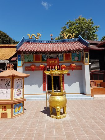Kun Yam (Goddess of Mercy) Temple