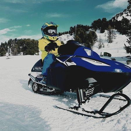 Haute-Nendaz, Schweiz: E-SnowPark