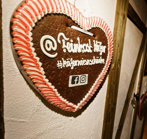 Share your stay – posten Sie Ihr Foto von der Wiesn unter dem #käferwiesnschänke!