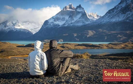 ‪Say Hueque Torres del Paine‬