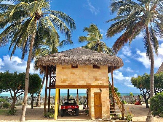 Pousada Lacula : Bungalow praia