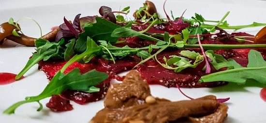 Claytons and The Glasshouse: Tasting menu, beef