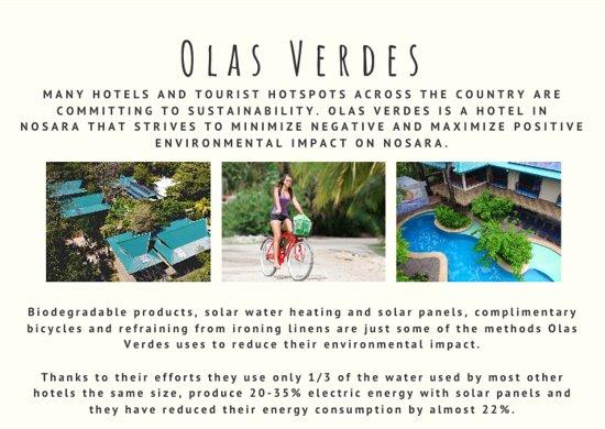 Costa Rica : https://costarica.org/hotels/nosara/olas-verdes/