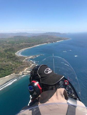 Cobano, Costa Rica: My pilot!