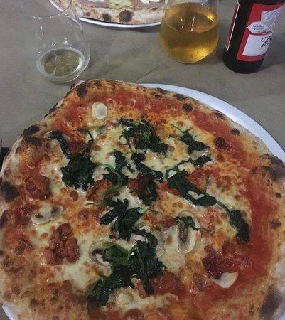 Marina di Strongoli, Italy: Salsiccia e friarielli