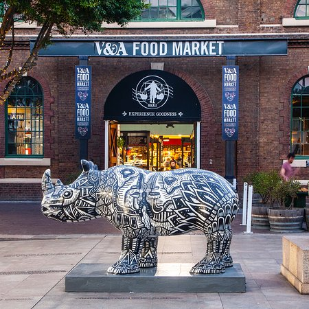 V&A Food Market