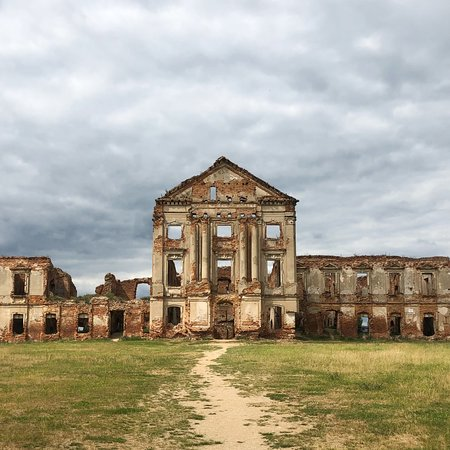 Ruzhany, เบลารุส: It's one of Europe's best kept ruin porn secrets