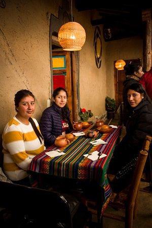Saraguro, Ecuador: Museo Restaurante Andino