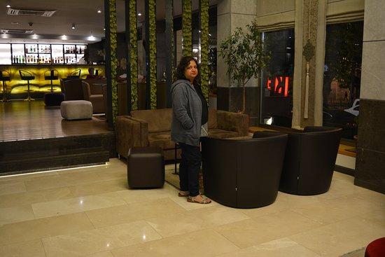 Lobby at Kent Hotel