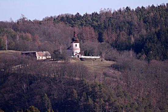 Lsteni, Τσεχική Δημοκρατία: kostel sv.Klimenta