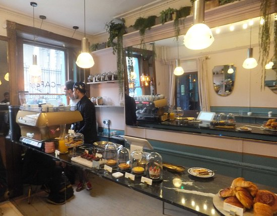 cafe babka london