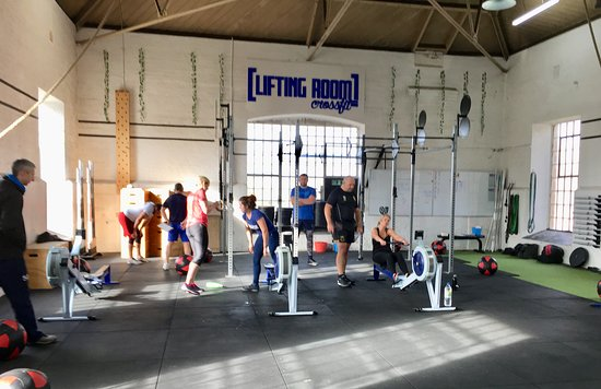 Lifting Room Crossfit