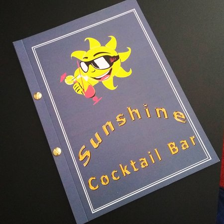 ‪Sunshine cocktails bar‬