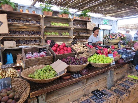 Oranjezicht City Farm and Market Day