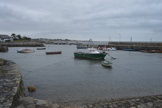 Spiddal Harbour