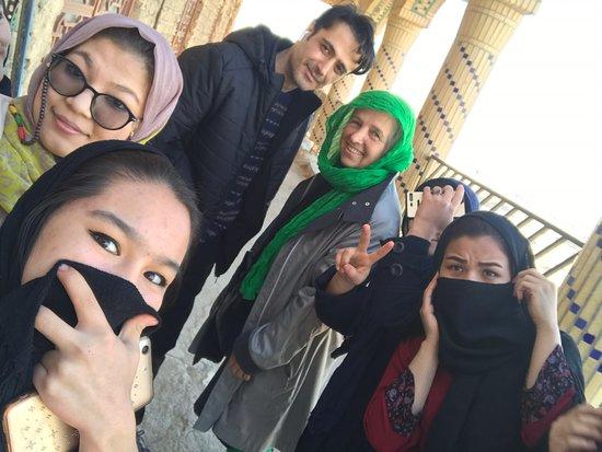Qom, Iran: Miss you all