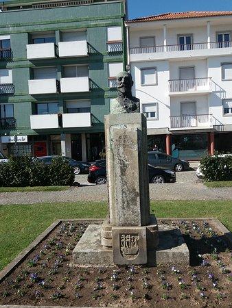 Busto de Manuel Afonso Espregueira